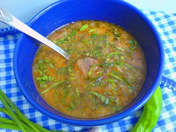 Суп - харчо из говядины