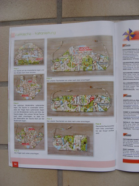 London Map - складывание