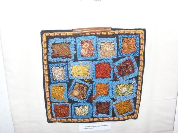 Курс вышивки Анны Ланг на турецкую тему