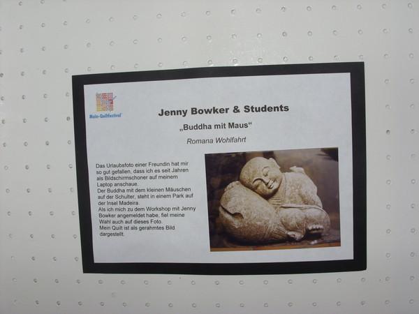 Дженни Боукер и ученики
