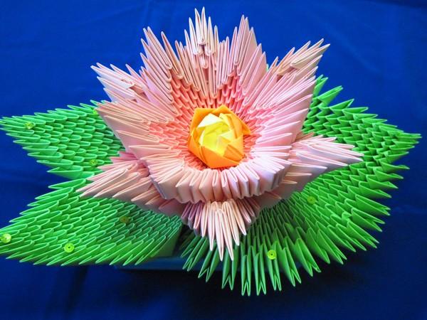 Метки: модульное оригами. настроение: отличное хочется: стабильности.