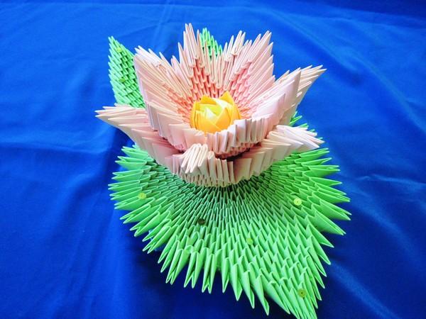 Оригами мороженое - схема из бумаги с анимацией, которую...  24-сен-2013.  МоДуЛьНоЕ оРиГаМи -''- История оригами...