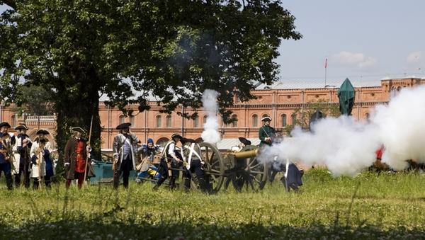 """Swedish"" artillery"