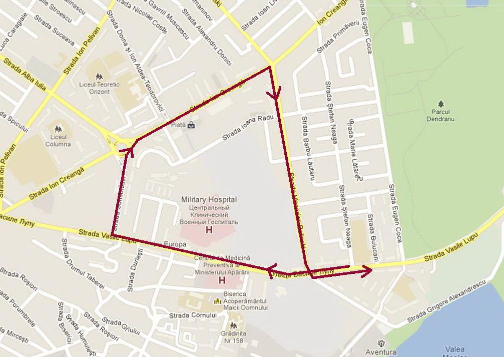 Изменён маршрут №4 в районе