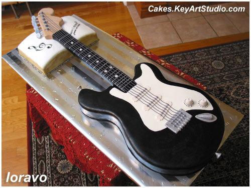 Красивые тортики своими руками фото 994