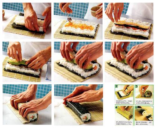 Сделать суши в домашних условиях рецепты