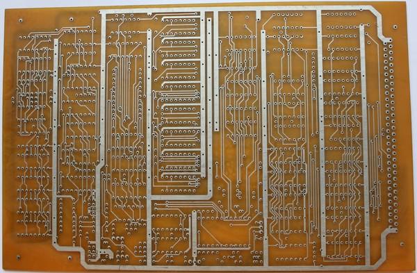 Модуль контроллера графического дисплея (МКГД). I-256