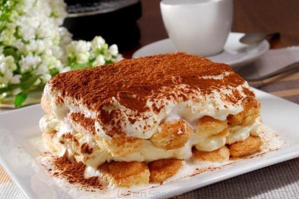 праздничные десерты рецепты с фото