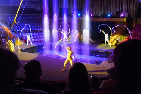 Луганский цирк