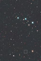 Ученые увидели самую удаленную вспышку <b>сверхновой</b> звезды