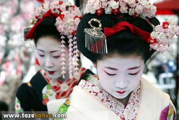 Мастер класс гейши
