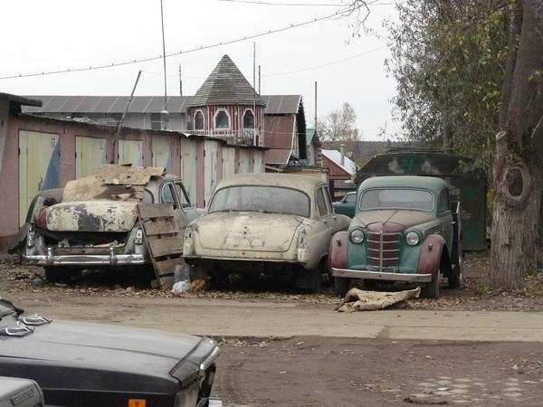 просто ретро-автомобили (фотографии с других регионов) | Реал Ретро