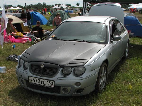 Автоэкзотика 2010. Ярославия. (добавлены фото) | Фотогалерея