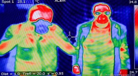 Тепловизография