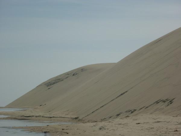 Странствующие дюны