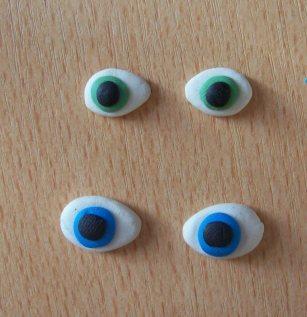 Глаза для куклы