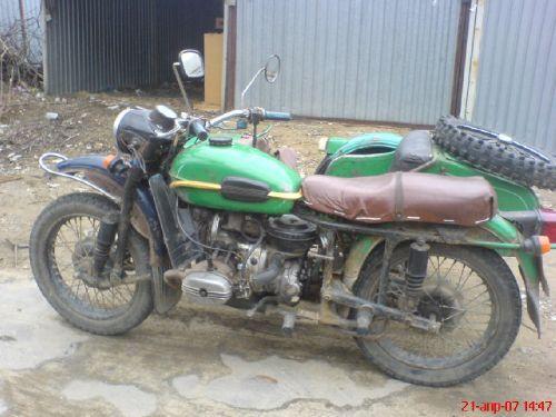Если память не изменяет на мотоцикл