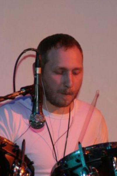Серёга - барабанщик группы П.Р.О. 2008