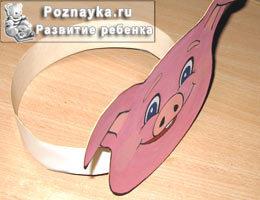 Как сделать маски из бумаги своими руками