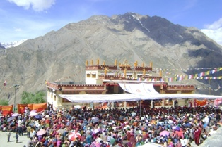 Индия. Далай Лама