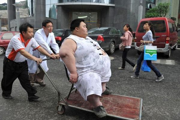 тетки из китая фото