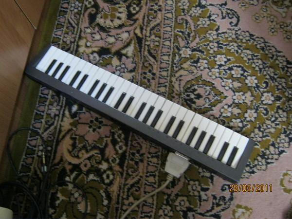 Rig по MIDI по следующей