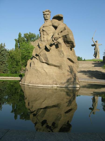 Волгоград, Урюпинск - мини-отчет