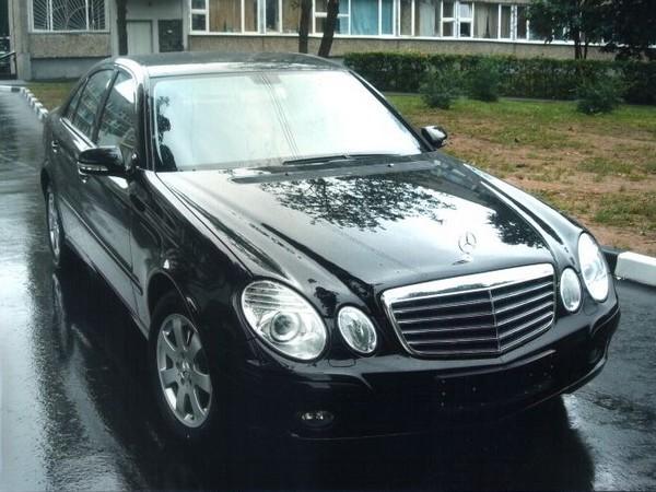 Прокат авто - Mercedes-Benz E-cl…