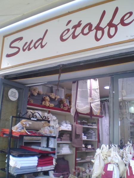 магазины Экс-Прованса