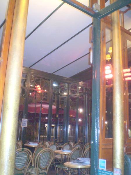 Экс-Прованс. ужин в «le Gri» на Мирабо
