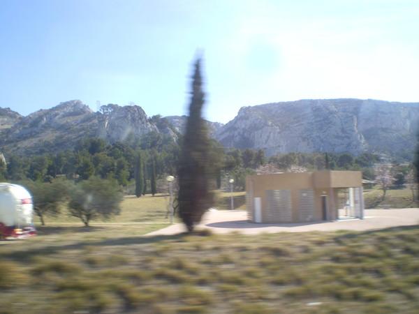 дорога в Авиньон