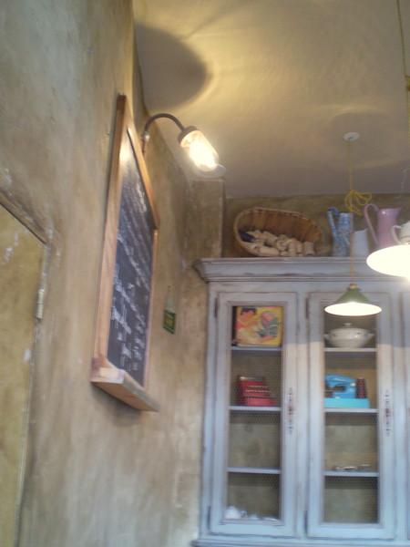 Авиньон. кафе Ginette et Marcel