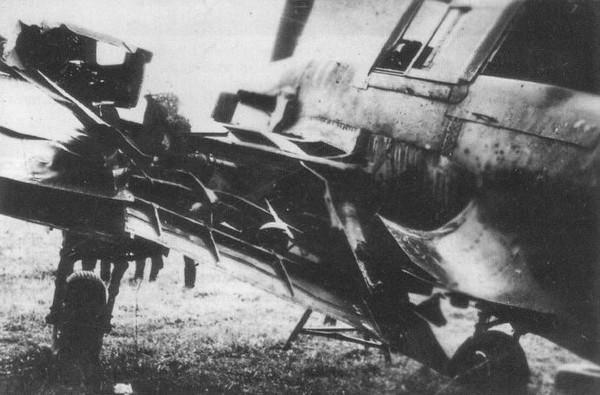 Ил 2 из 7 го гв шап лето 1943 г