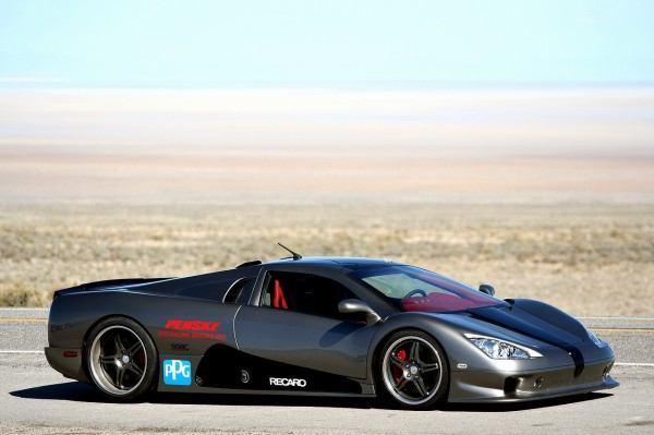 Какая самая быстрая машина в мире