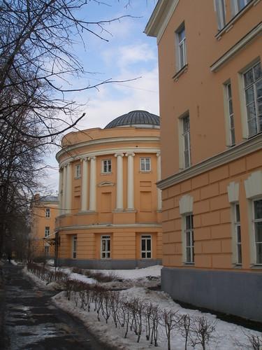 3 декабря - день рождения Тимирязевской с.-х. академии.