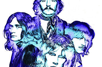 рок группы 70 х зарубежные слушать
