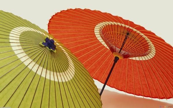 Оригинальные красивые зонты