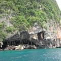 Остров Пи-Пи лей. Пещера викингов