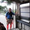 Со станции метро Lat Kraband на пикапе