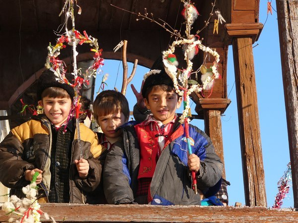 Новый год в болгарии картинки