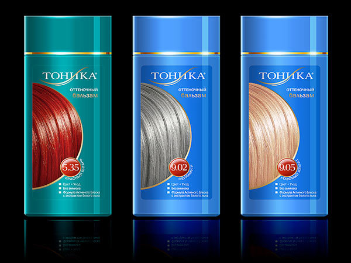 """Оттеночный бальзам  """"Тоника """" - это актуальное средство для придания красивого Запаха практически нет и пользоваться..."""