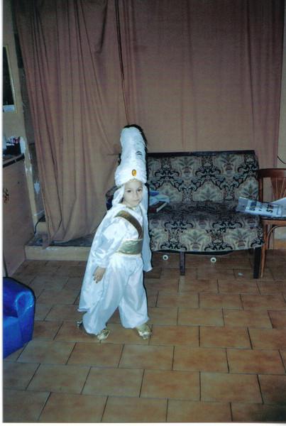 Эти костюмы сшила я новогодный костюм это скопировала я с фильма аладин...