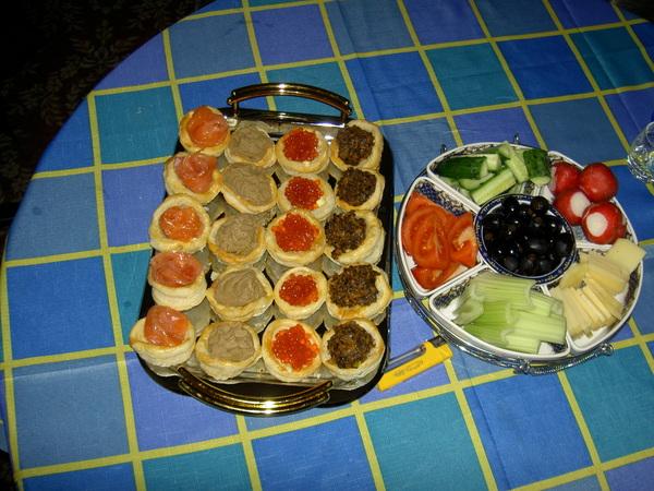 Быстрые и недорогие закуски рецепты для неожиданных гостей