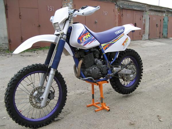 Кроссовый мотоцикл своими руками фото