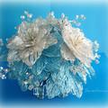 Поделка изделие Новый год Бисероплетение Подарки для Снежной королевы Бисер фото 4.