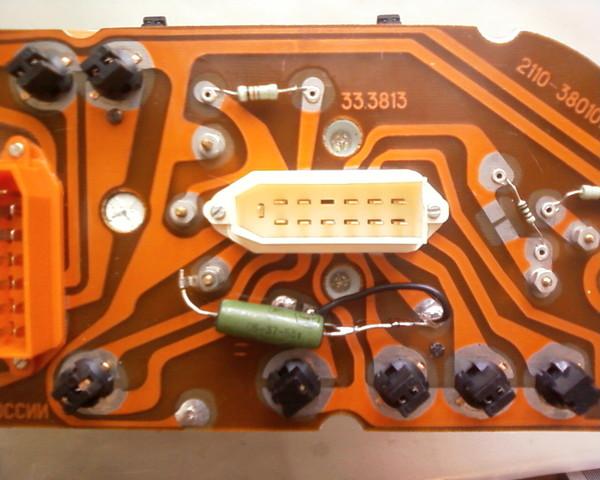 Фото №6 - ВАЗ 2110 нет возбуждения генератора