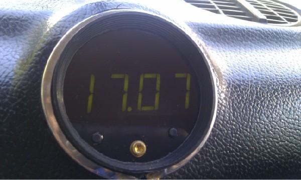 Автоклуб ВАЗ 2106 > Часы