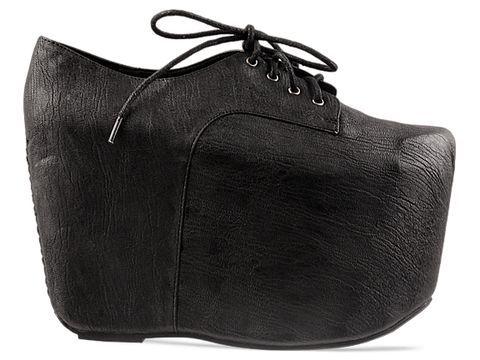 Как называется обувь на сплошной