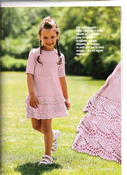 Платья,юбки(спицы) | Записи в