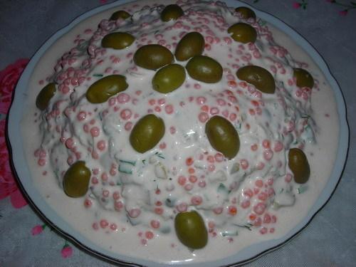 Азербайджанские рецепты с фото салат баку
